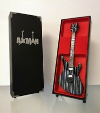 Synyster Gates (Avenged Sevenfold) Signature Schecter Guitar - Miniature Guitar