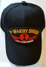 U.S. ARMY 7TH INFANTRY DIVISION KOREAN WAR VETERAN Military Ball Cap