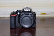 New ListingNikon D5500 24.2Mp Digital Slr Camera Body Black Dslr Digital