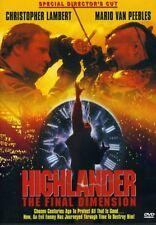 Highlander 3 [New DVD] Ac-3/Dolby Digital, Dolby, Subtitled, Widescreen