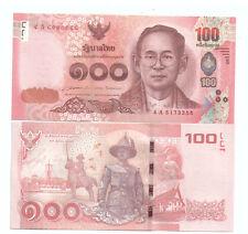 Thailand 100 baht banknote  UNC 2015  16SERIES