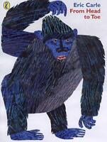 From Head to Toe (Picture Puffin) by Eric Carle, NEW Book, FREE & Fast Delivery,