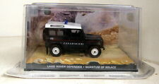 1/43 Scale James Bond 007 Land Rover Defender Quantum Solace Diecast Model car