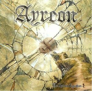 AYREON --- THE HUMAN EQUATION (Special Edition: Do.-CD / DVD / Klappbox)