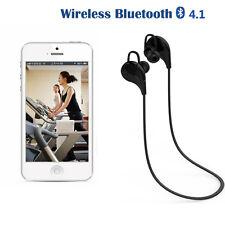 Wireless Bluetooth 4.1 Headset Earphone  Stereo Bass Sport Headphone for iphone
