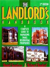The Landlord's Handbook: A Complete Guide to Managing Small Residential Properti