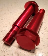Classic Mini Subframe Red Tower Bolts