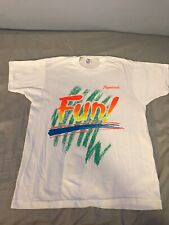 vintage t shirt Tropicale Fun! 1980's Large Breakaway Inc