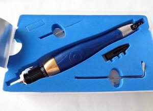 Pneumatic Grinder 3mm Air Grinders Ultrasonic File Mould Polishing Machine 1/8''
