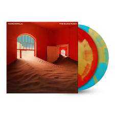 TAME IMPALA - THE SLOW RUSH -  2LP RED / GOLD & BLUE / GOLD SPLODGE COLOURED