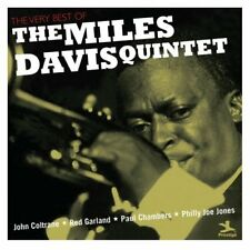 New: MILES DAVIS QUINTET - The Very Best Of (John Coltrane/Red Garland) CD