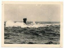 Foto bote u de la marina de guerra en agua sobre viaje en alta mar......! u 24 (?) #a