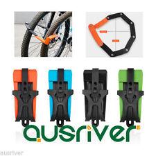 Unbranded Key Bicycle Foldable Locks