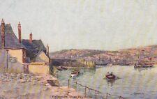 FALMOUTH( Cornwall) :  Falmouth  from Flushing -HANNAFORD-DENNIS