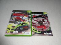 Burnout 2 - Point Of Impact Xbox Spiel komplett mit OVP und Anleitung