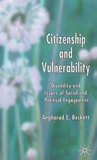 Citizenship and Vulnerability: Disability and Issues of Social and-ExLibrary