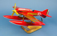 Macchi Castoldi M - 67 XXL  Woodmodel 1:20 YAKAiR Aereo Aircraft Avion YakAir