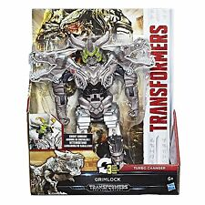 TRANSFORMERS 5 The Last Knight Movie Knight Armor Turbo Changer Grimlock Figure