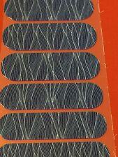 Jamberry Wrap Half Sheet - High Tide - Retired Blue Waves