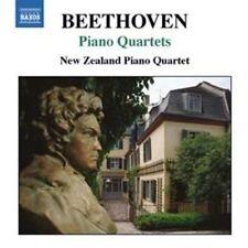 New Zealand Piano Quartet, Ludwig van Beethoven - Piano Quartets [New CD]