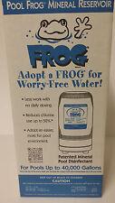 Pool Frog Inground Mineral Cartridge