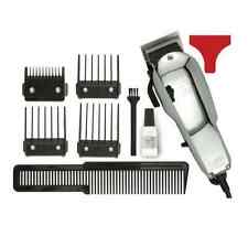 WAHL Professional Corded Hair Clippers DESIGNER CHROME Made in USA