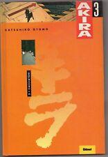 volume AKIRA GLENAT VOLUME CARTONATO NUMERO 3 K.OTOMO