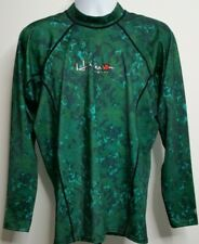 Pre-owned Henderson Divewear L/S Digital Camo Thermoprene UV Shirt Size XL A332