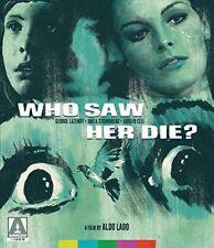 Who Saw Her Die - Blu-ray Region 1