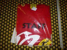 "1997  Ferrari 50th anniversary, SHIRT size M "" STAFF"" Never used...."