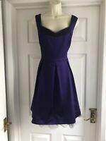 V. Womens Size 16 Purple Oasis Dress LADIES SMART SUMMER FORMAL EVENING