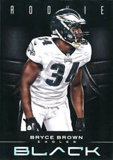 PANINI-BLACK Bryce Brown #'D 281/349 EAGLES BILLS SEAHAWKS K-STATE