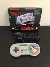 Super Nintendo Controller Boxed Good Condition