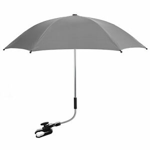 Baby Parasol Compatible with Babystyle Oyster 3 - Grey