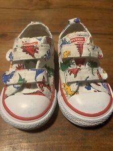 Converse All Star Easy-On Chuck Taylor - Dinosaur Toddler 4