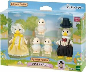 Sylvanian Families Duck Family Calico Critters C-64 from Japan