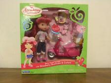 Strawberry Shortcake New in Box Doll, Berry sweet Scooter and Custard