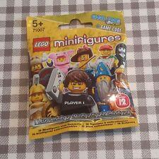 Lego minifigures series 12 (71007) unopened sealed