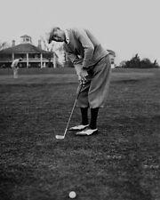 1934 Legend Golfer HORTON SMITH Glossy 8x10 Photo '1st Masters Winner' Poster