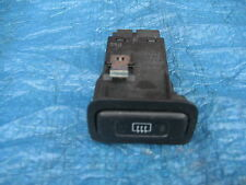HEATED SCREEN DEMISTER CONTROL SWITCH from a HONDA CIVIC 1.6 SE 5 DOOR 1999
