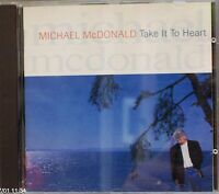 Michael McDonald - Take It to Heart (CD 1990)