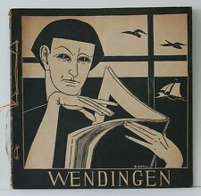 Wendingen, art deco magazine 1923 no.10, Ex Libris by dutch designers, B. Essers