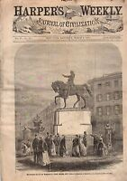 1867 Harper's Weekly March 2-Thomas Nast; Winona MN; Alabama illegal still; Fire