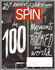 Spin Magazine May 2010 25th Anniversary 100 Moments That Rocked Radiohead REM