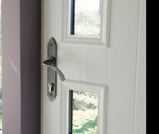 ANVIL 33765 PEWTER SILVER GOTHIC ESPAGNOLETTE LOCK DOOR HANDLE COTTAGE PERIOD