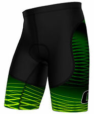 Didoo Men's Cycling Shorts Lycra Coolmax Foam Padded Cycling Tights Knicker