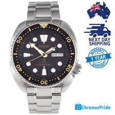SEIKO TURTLE PROSPEX Black SRP775 SRP775J Automatic JAPAN Scuba Divers Watch