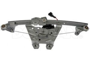 For Saturn L100 L200 LW300 Rear Passenger Right Window Motor & Regulator Dorman