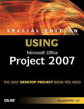 Special Edition Using Microsoft(R) Office Project 2007 (Special-ExLibrary
