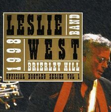 Leslie West Band Live At Brierley Hill 1988 NEW SEALED Mountain